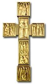 bishops cross